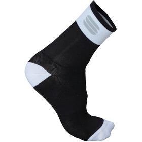 Sportful Bodyfit Pro 12 Socks Men Black/White